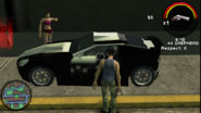 The Man's Car