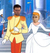 Princess Johnny and Prince Mikey