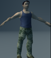 Mikey in Game