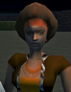 Lady Ranja Closeup