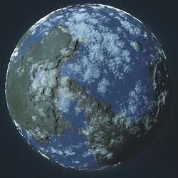 The Mystery Earth lookalike