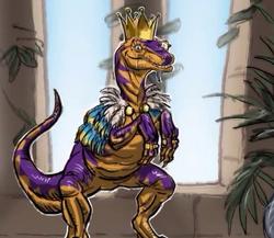 Cirano the Raptor