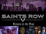 Saints Row: Return to the Row