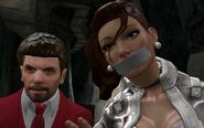 Sentient Jack and a captured Shaundi
