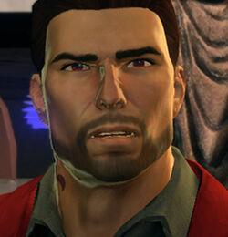 Sentient Jack Close up