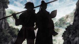 Ensei and Yuushun