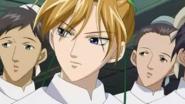 Hakumei watching Shuurei and Eigetsu