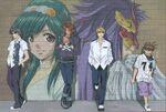 Gensoumaden Saiyuki Requiem 000