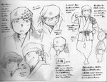 Ibun Characters 01 Ganpuku