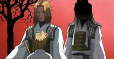 Koumyou & Ukoku appearance in Kami-sama arc 001