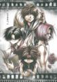 Saiyuki Reload Blast 10 years