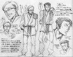 Ibun Characters 03 Souzin Gichou