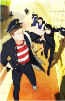 Kids on the slope anime