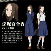 Yurika Fukahori profile