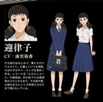 Ritsuko Mukae profile