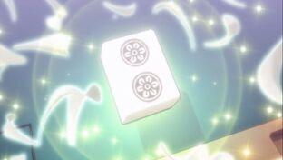 Saki's winning tile