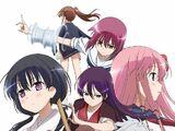 Saki: Zenkoku-hen (anime)
