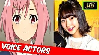Sakura Quest Voice Actors - Sakura Quest Cast - Sakura Quest Characters