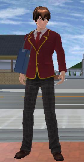 Ryuji Sakuma Sakura School Simulator Wiki Fandom