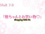 Shopping with Yuu-chan