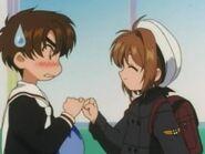 Sakura y Syaoran (2)