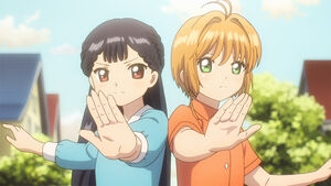 EP16cch Sakura y Meilin