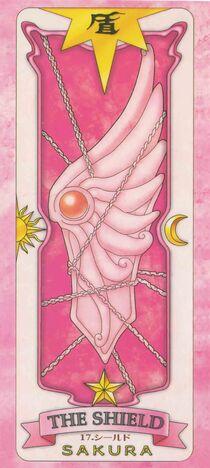 Escudo Sakura