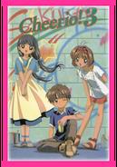 Cardcaptor Sakura Mini Cheerio Book 3
