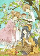 60th Aniversario de la Revista Nakayoshi Illustrations (5)
