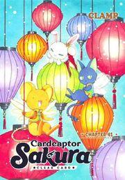 Capítulo 41 (The Clean Card)
