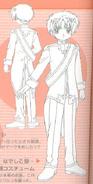 Artwork vestuario de obra syaoran