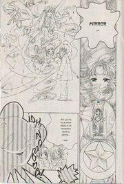 Transformación de Espejo (manga)