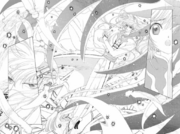 Aparición de Yue (Manga)