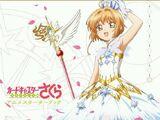 Cardcaptor Sakura Clear Card Hen Animation Starter Book