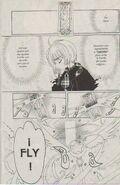 Transformación de Vuelo (manga)