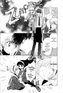 Primer encuentro Touya y Syaoran (manga)