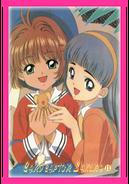 Cardcaptor Sakura Mini Cheerio Book 2