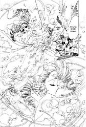 Flor en el manga