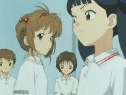 Sakura y Meilin