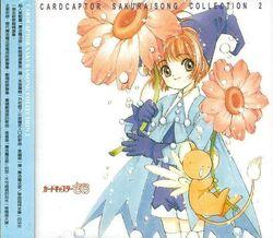 Card Captor Sakura Song Collection 2