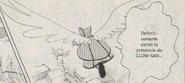 Abrigo sakura vuelo