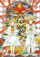 60th Aniversario de la Revista Nakayoshi Illustrations (9)