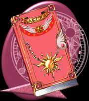Libro de Sakura