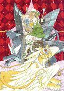 60th Aniversario de la Revista Nakayoshi Illustrations (8)