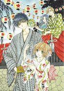 60th Aniversario de la Revista Nakayoshi Illustrations (3)