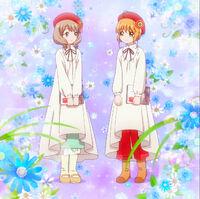 EP19cch Sakura y Akiho