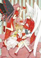60th Aniversario de la Revista Nakayoshi Illustrations (7)