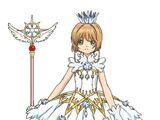 Traje Princesa de Cristal