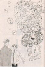 Sakura utlizando a Flor (CCSM)