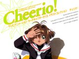 CardCaptor Sakura Cheerio! TV Illustrations Vol. 1